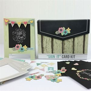 Picture of Sign it Card Kit
